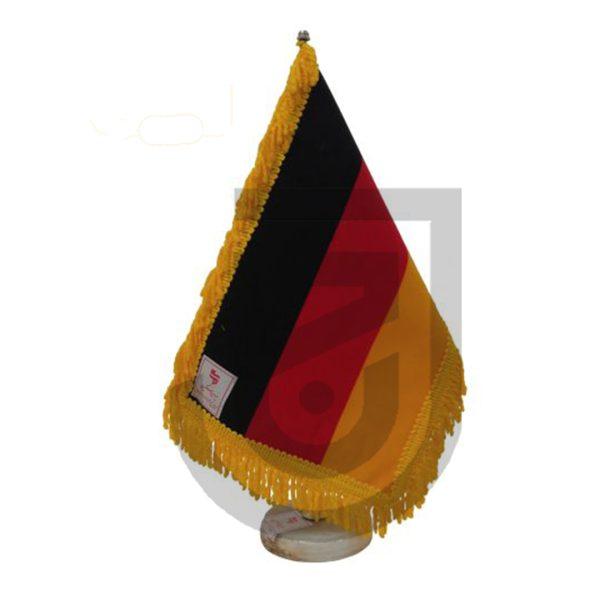 پرچم آلمان دور ریشه