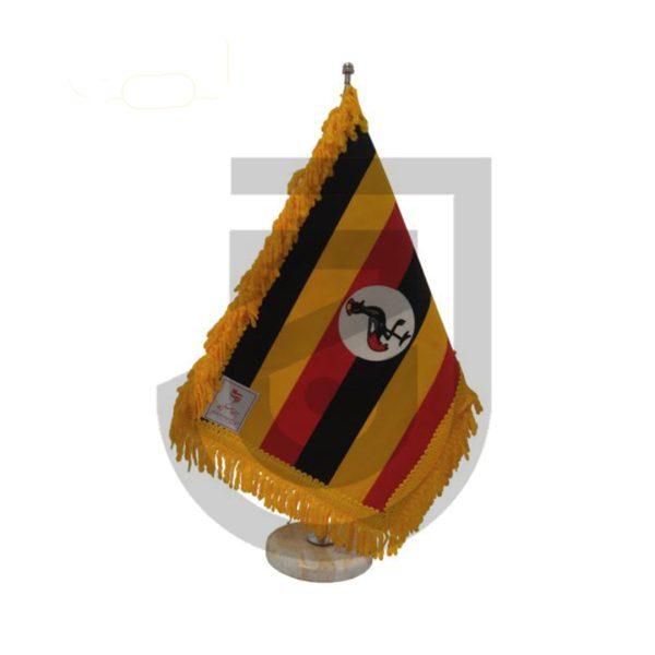 پرچم اوگاندا